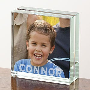 Personalized family pictures frames for Glass block window frame