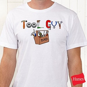 Tool Guy Personalized T-Shirt