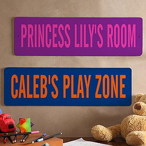All About Me Novelty Personalized Street Sign - 4898