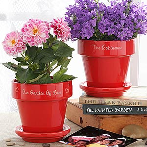 Wholesale Flower Pots on Custom Flower Pots