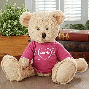 personalized teddy bears cuddles of love design