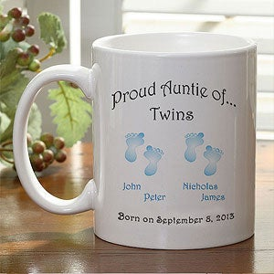 Personalized Twins and Triplets Clothes and Accessories - 5095