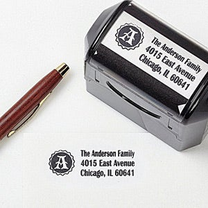 Custom Return Address Stamps - Signature Style - 5187