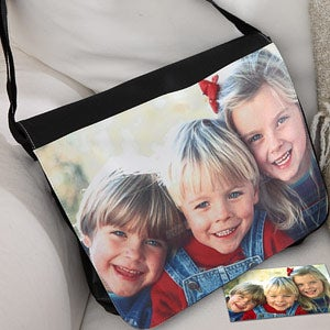 Custom Photo Purse & Photo Messenger Bag - 5291