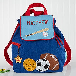 Personalized Kids Backpacks - All Star Sports
