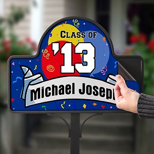 Personalization Mall Personalized Graduation Magnetic Yard Sign at Sears.com