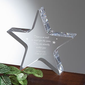 Reach For The Stars Personalized Keepsake Gift - 5381