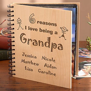 Personalized Photo Albums - Reasons Why Collection - 5417