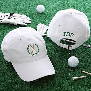 Golf Fan Personalized Golf Hat - 5480