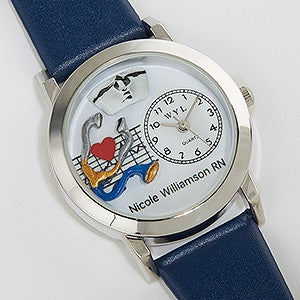 Personalized Nurse Watch Gift - 6084D