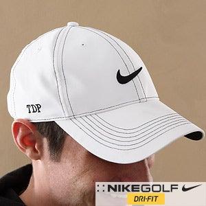 Nike Dri-Fit Personalized Monogram Golf Cap - 6414