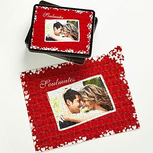 Personalized Romantic Photo Puzzle!