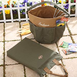 Personalization Mall Personalized Garden Tools Bag & Kneeling Pad at Sears.com