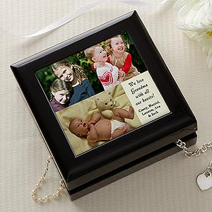 Photo Poem Personalized Jewelry Boxes - 6709