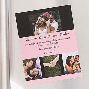 Wedding Save The Date Photo Cards & Magnets - 6733