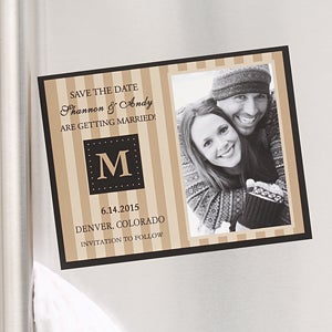 Classic Photo Save The Date Cards & Magnets - 6747
