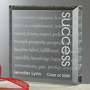 Keepsake Personalized Gifts - Meaning of Success - 6957