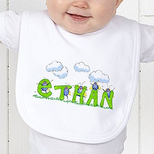 Personalization Mall Personalized Baby Bibs - A Bug's Life at Sears.com