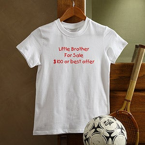 Custom Text Personalized Clothing - 7202