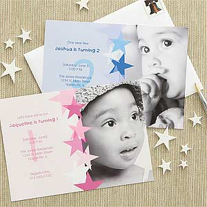 Birthday star personalized birthday invitations birthday star personalized birthday invitations 7207 filmwisefo Gallery