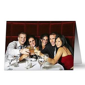 Birthday Photo Personalized Birthday Cards - 7496