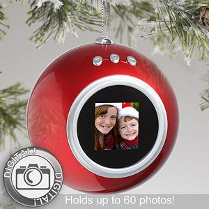 Personalization Mall Digital Photo Christmas Ornaments at Sears.com