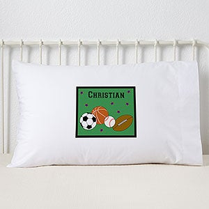 Kids Personalized Pillowcases for Boys - 7671