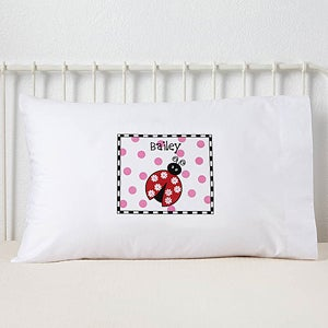 Kids Personalized Pillowcases for Girls - 7672