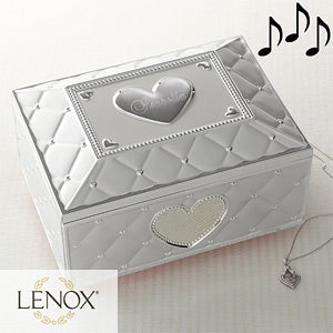 Personalization Mall Personalized Ballerina Musical Jewelry Box by Lenox at Sears.com