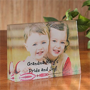 Personalization Mall Mother's Day Gifts -  Personalized Photo Sculpture for Grandparents at Sears.com