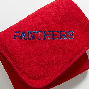 Personalized Fleece Blankets - Game Day - 7813