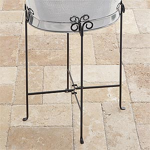 Party Tub Stand - Hampton Collection - 7866