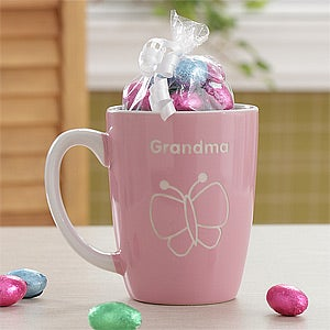 Easter Gift Basket Coffee Mug