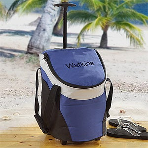 Personalization Mall Personalized Rolling Cooler Bag at Sears.com
