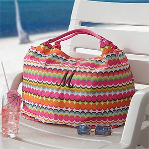 Personalization Mall Mother's Day Gifts -  Personalized Beach Bag - Dream Dots at Sears.com