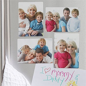 Personalized Photo Magnet Set - Picture Perfect - 8274