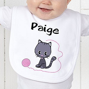 Personalization Mall Personalized Baby Bib for Girls - Choose Your Design at Sears.com