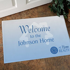 Personalized Corporate Custom Logo Promotional Doormat - 8522