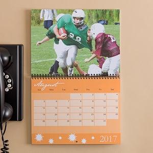 Personalized Photo Calendar - Seasons Change - 9075