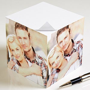 Personalized Photo Note Cubes - Picture It - 9160