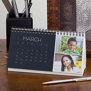 Personalized Photo Desk Calendar - Picture Perfect - 9406