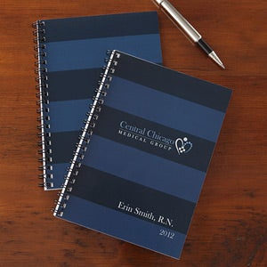 Personalized Corporate Custom Logo Notebook - 9552