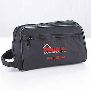 Personalized Corporate Embroidered Logo Travel Case - 9559