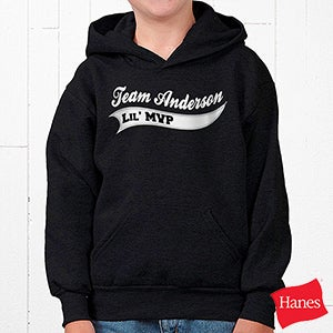 Personalization Mall Sports Team Kids Personalized Sweatshirt at Sears.com