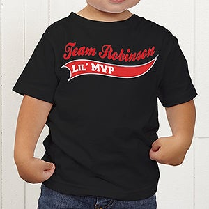 Father & Son Team Personalized Clothes - 9576