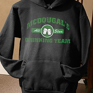 Drinking Team Personalized Clothing - 9626