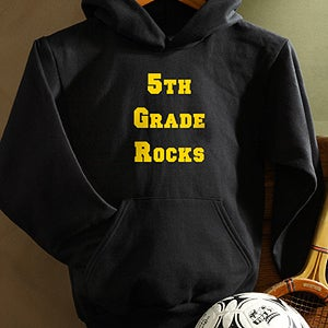 Custom Text Personalized Kids Clothes - 9777