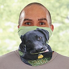 Picture It Personalized Adult Neck Gaiter - 31913