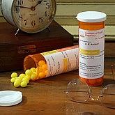 Personalized Birthday Candy Prescription Novelty Gift - Prescription for Aging Design - 3248