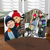 "Personalized Photo Plaque - You Picture It 5"" x 7"" Size - 3627"
